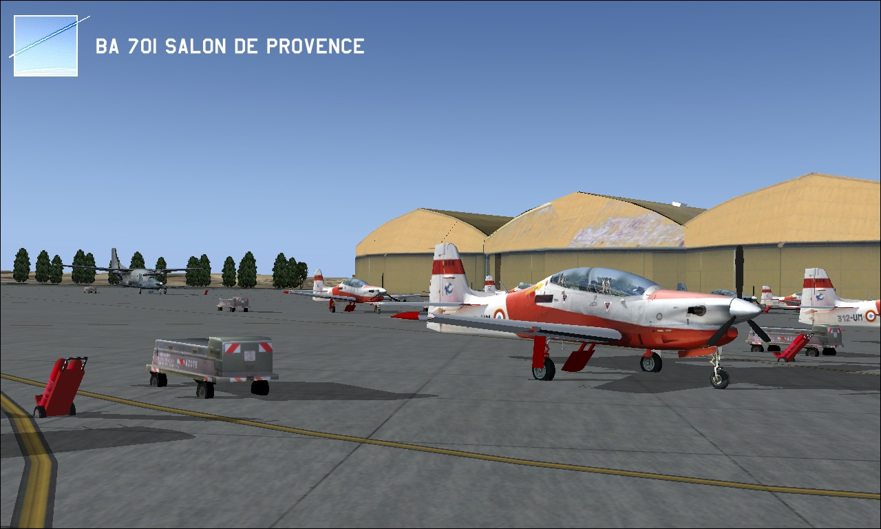 Skydesigners base a rienne 701 salon de provence for Presto pizza salon de provence