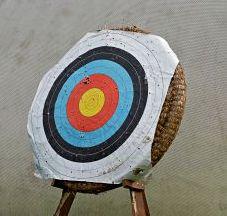 Мишень для стрел