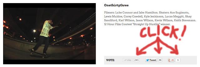 http://www.skatematic.com/12-hour-film-contest/