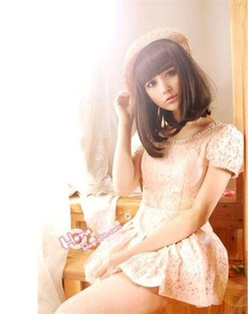 dress renda