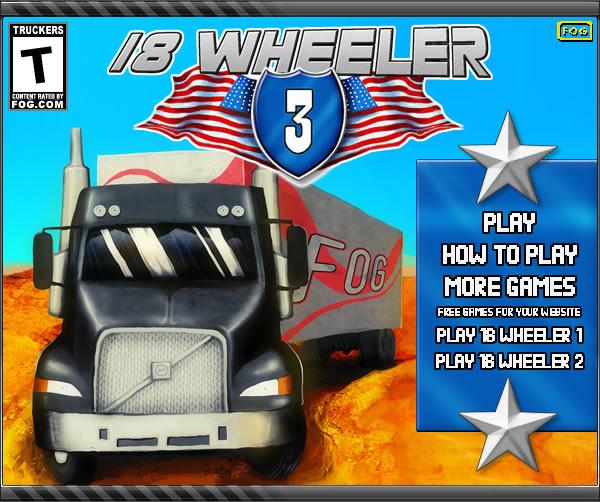 Truck Game : 18 Wheeler 3