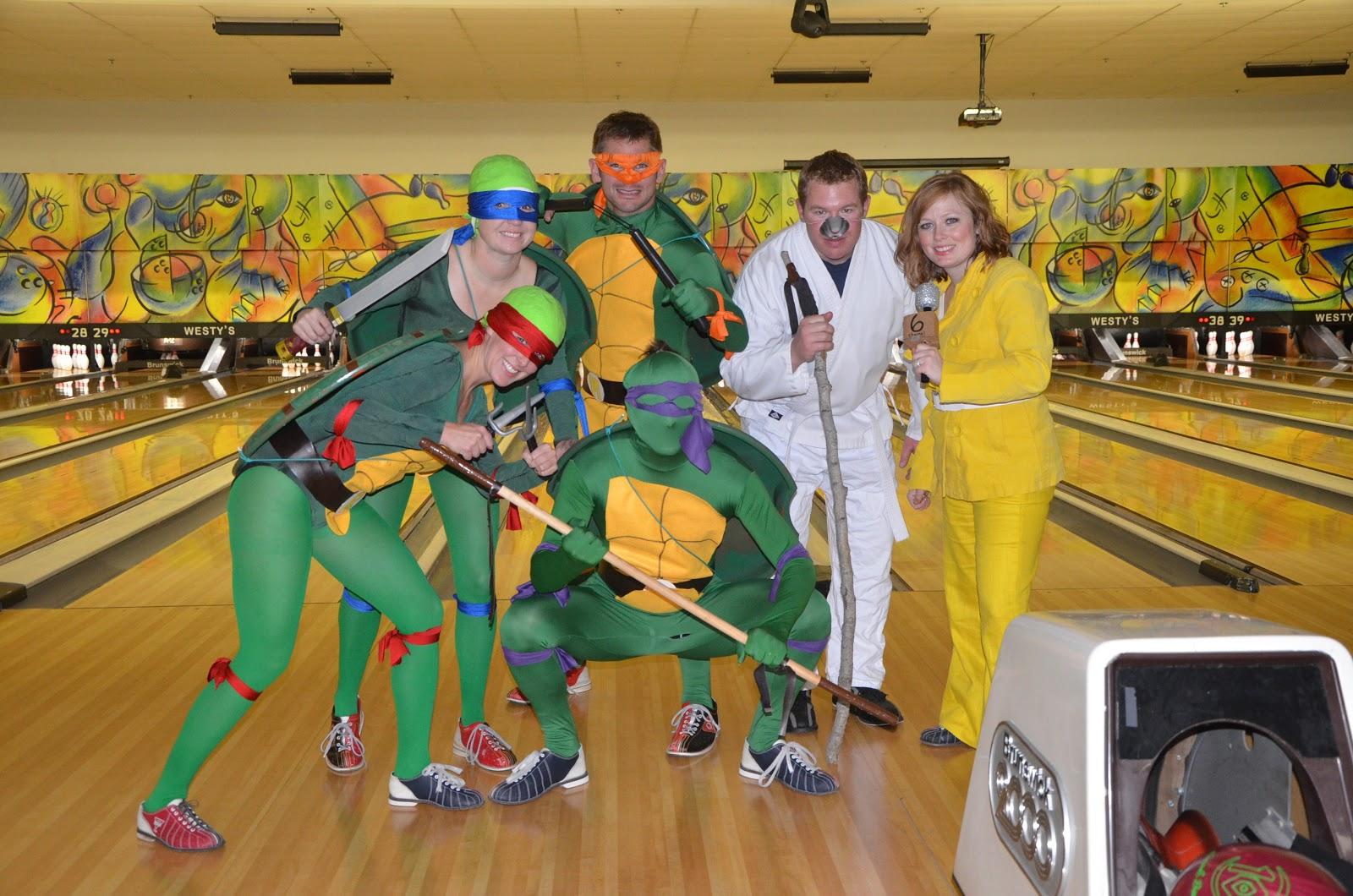 Beer Frame Bowling League: Week 5 Halloween Newsletter