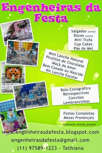 ENGENHEIRAS DA FESTA