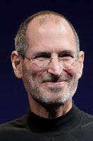 Steve Jobs helaas overleden in 2011
