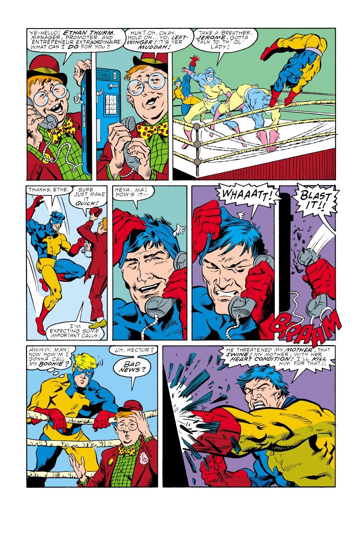 Captain America (1968) Issue #347 #277 - English 5