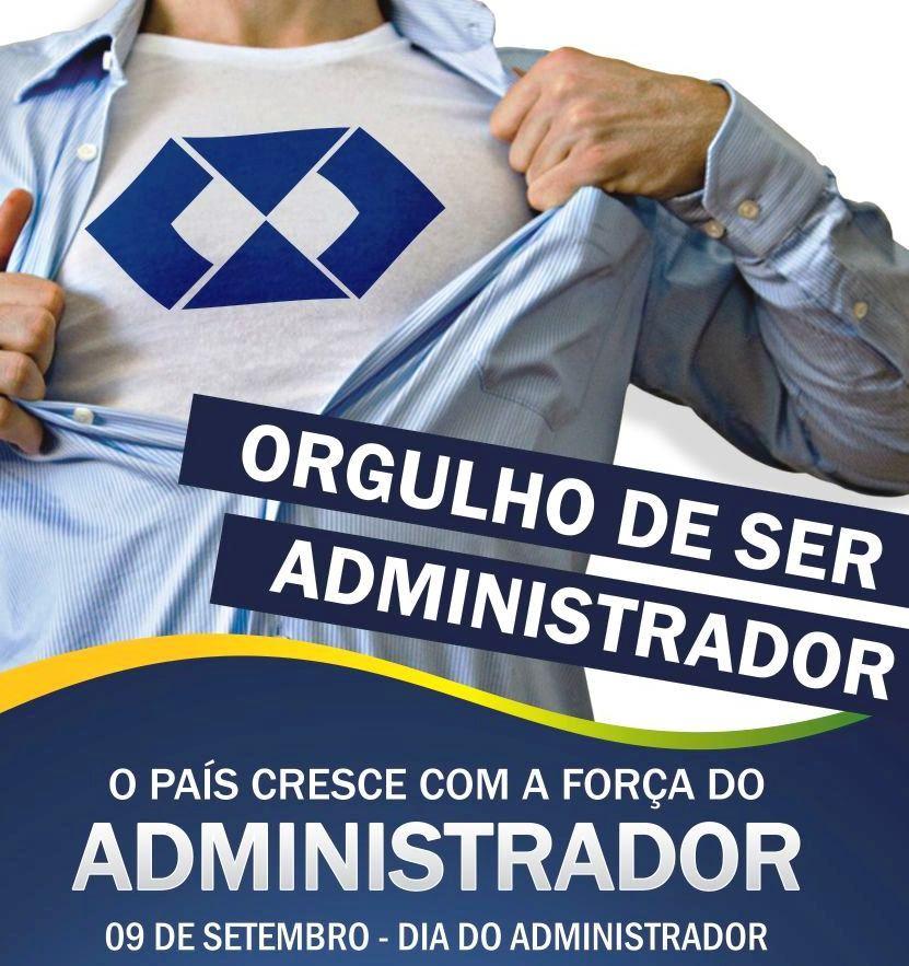 DIA 09 DE SETEMBRO - DIA DO ADMINISTRADOR DE EMPRESAS