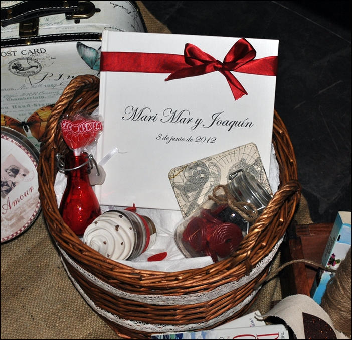 ideas para regalos organizar una boda foro