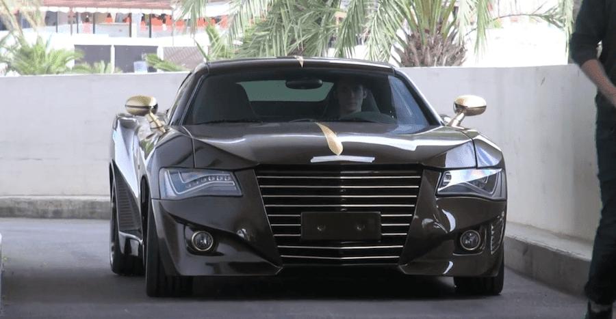 イタリアのチューナーが作ったスポーツカー「FB-ONE」が何かスゴい。