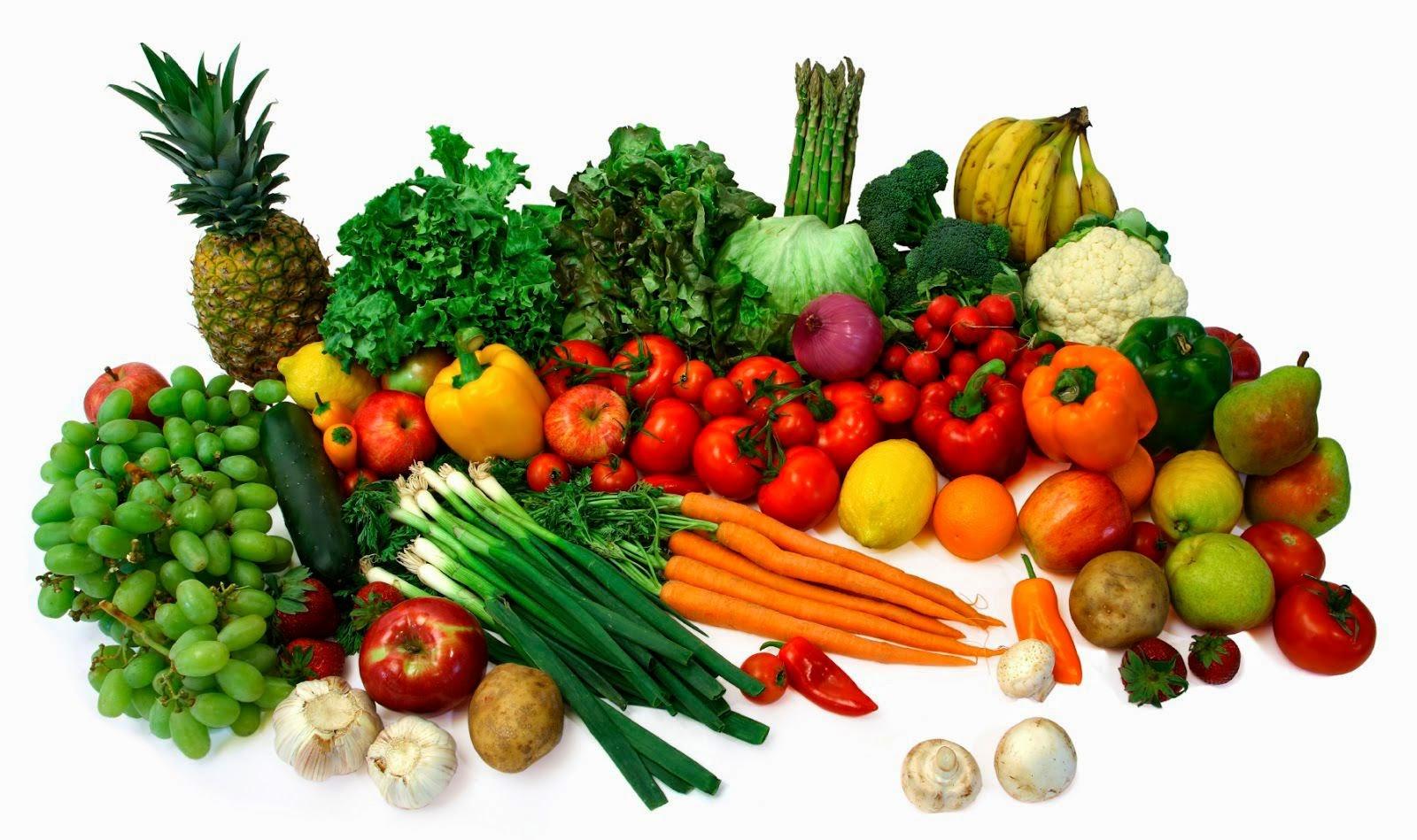 sayuran kaya serat