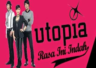 lirik dan kunci gitar Utopia - Rasa Ini Indah