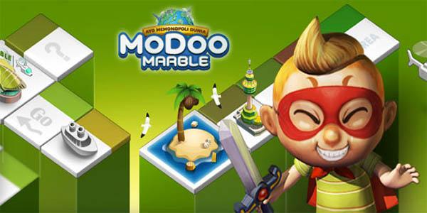 Moodo Marble Permainan Monopoly Online Buatan Lokal