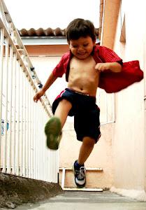 Saltando...