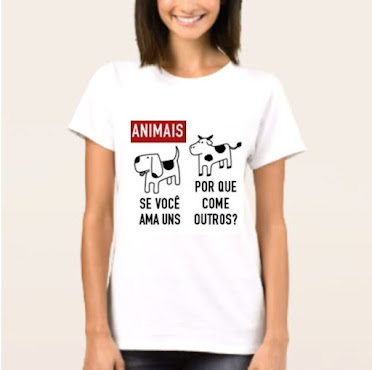 Ajude-nos com a compra da camiseta