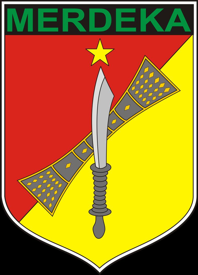 Logo Lama Komando Daerah Militer ( Kodam ) XIII Merdeka