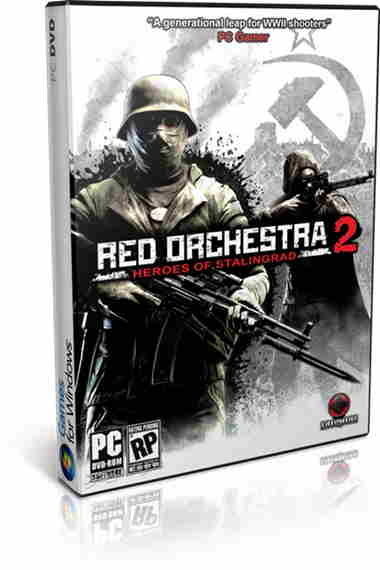 Red Orchestra 2 Heroes of Stalingrad [PC Full] 2011 [Español] DVD9 [ISO] Descargar