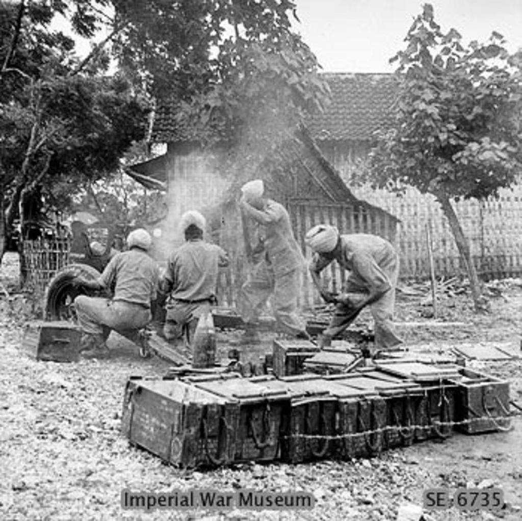 Sejarah Kemerdekaan : Perang - perang besar di masa perjuangan