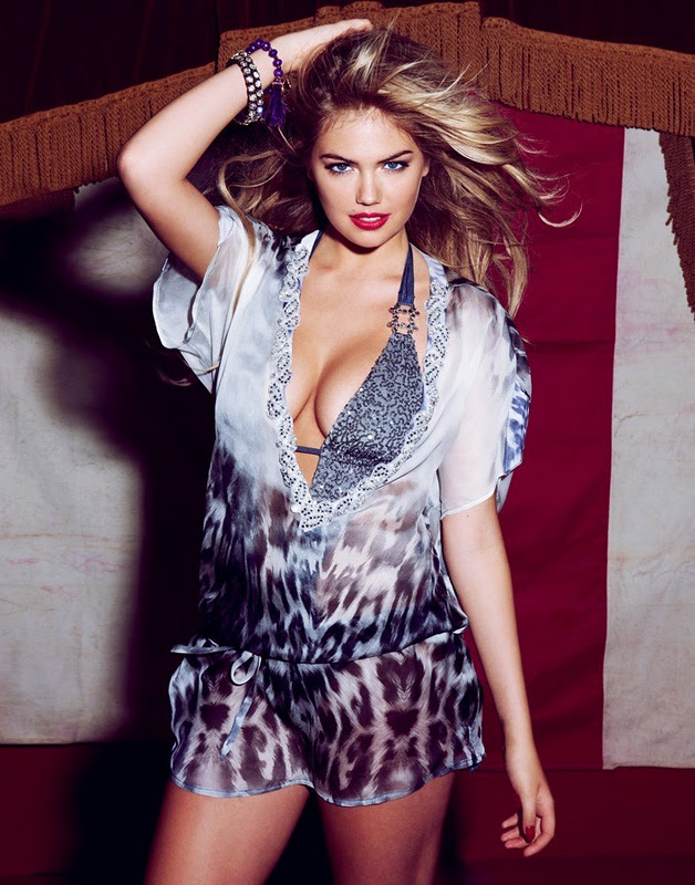 Kate Upton – Beach Bunny 2012 Lola Cruise Collection