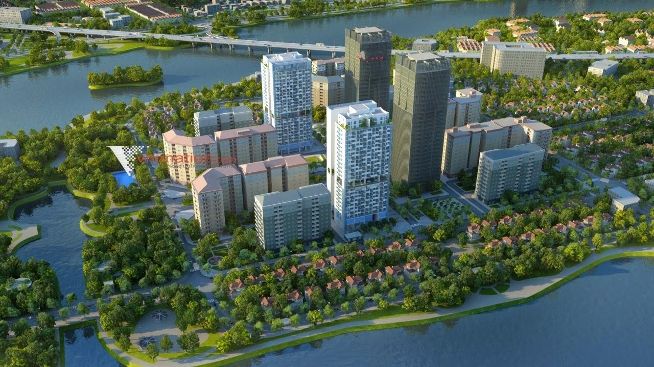 Cập nhật tiến độ xây dựng Chung cư VP5 Linh Đàm
