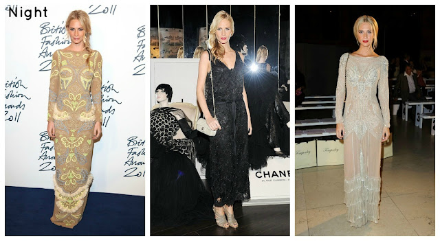 Poppy Delevingne Look Night