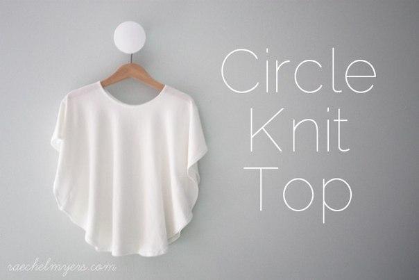 Как сшить простую футболку своими руками