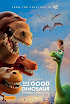 Pelicula The Good Dinosaur (Un gran dinosaurio) (2015)
