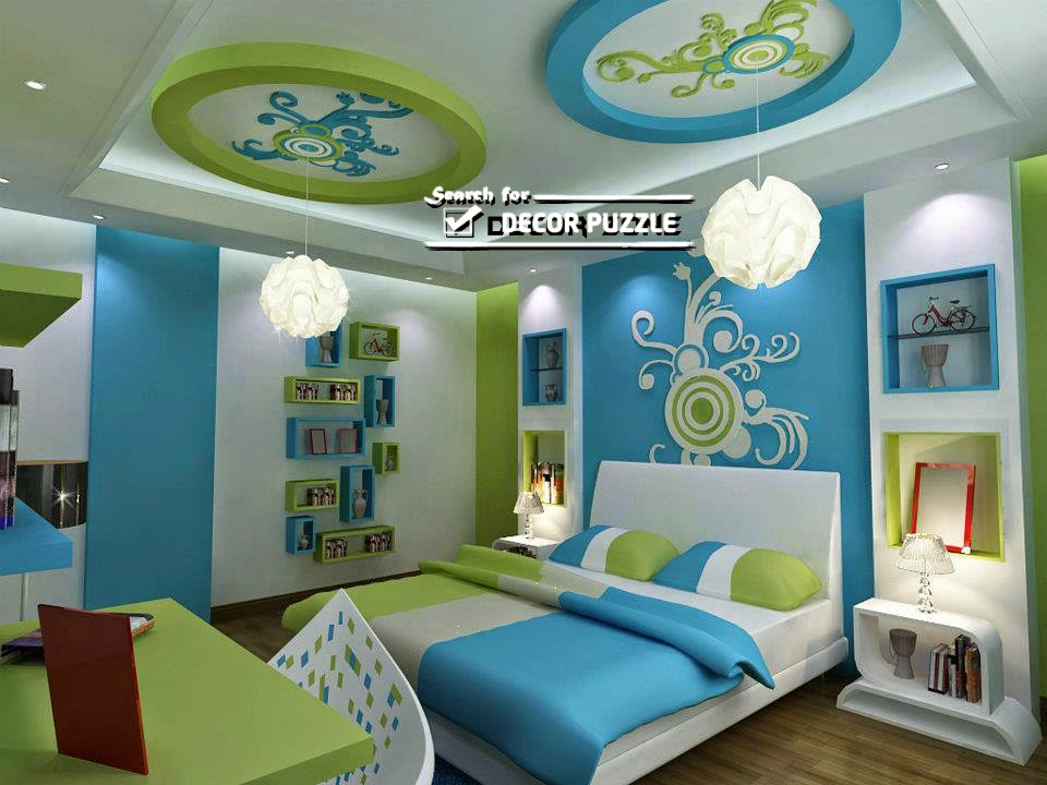 Top catalog of gypsum board false ceiling designs 2018 for Bedroom gypsum ceiling designs photos