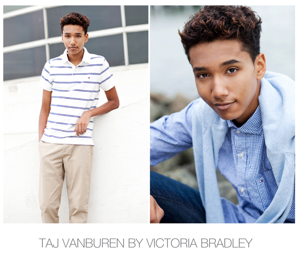 Taj VanBuren - Cast Images - Victoria Bradley Photo