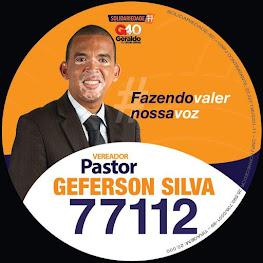 PASTOR GERFERSON SILVA - 77112