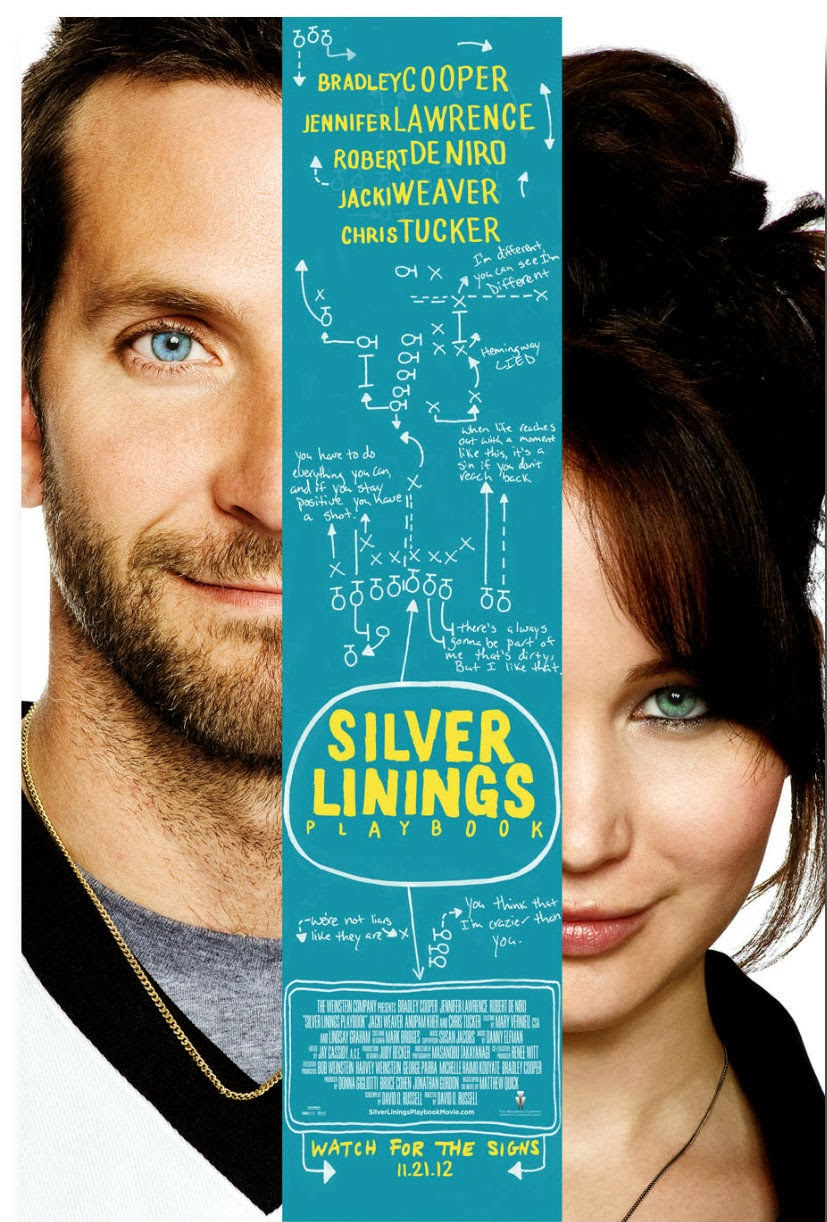 silver linings playbook review Editor's note: silver linings playbook, after being a last-minute scratch from its original november release, opens today (dec 25) in new orleans theaters following is mike scott's review of writer-director david o russell's romantic comedy, originally run last month and reprinted here in.