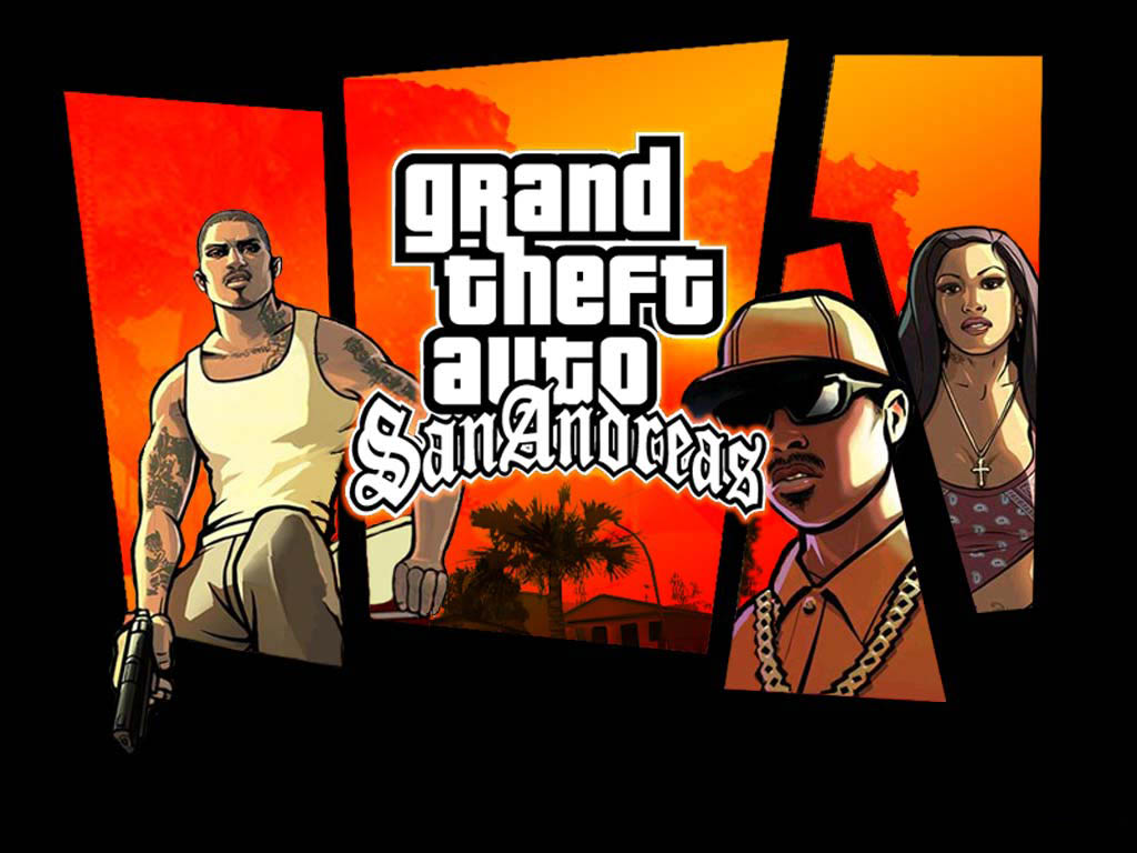 Grand Theft Auto San Andreas : Grand theft auto san andreas game full version free