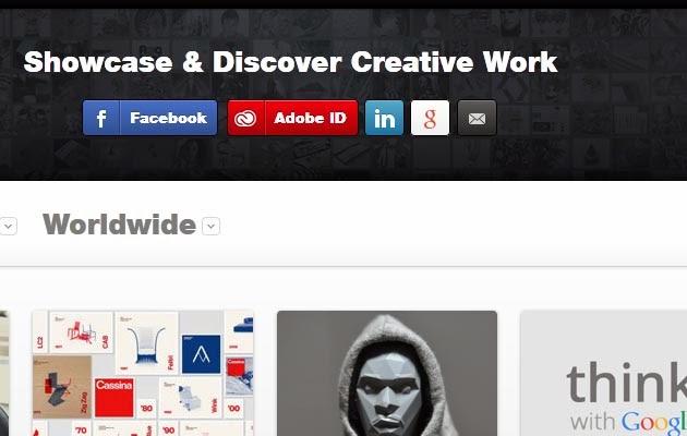 Showcase & Discover Creative Work
