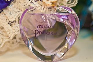 Vera Wang Princess perfume - photo by Lesley Wray