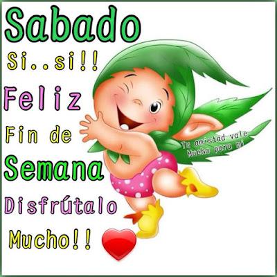 Imagenes Feliz Sabado
