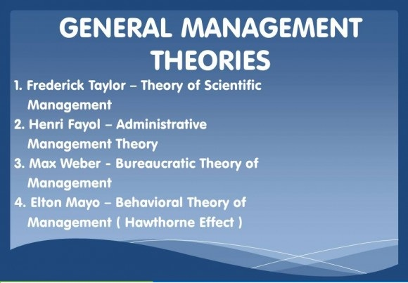 administrative theories of management Theories in public administration  public administration theory pa theory is the amalgamation of history,  administration management) .