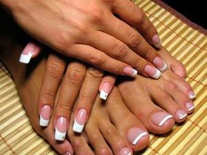 ногти гелевые