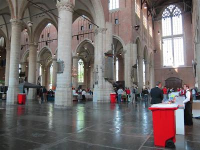 Maratón de Leiden - Sint Pieterskerk