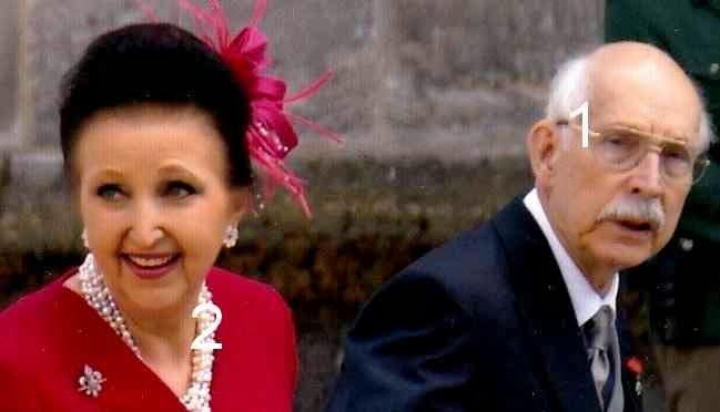 Ferdinand Eugen und Sophie von Württemberg
