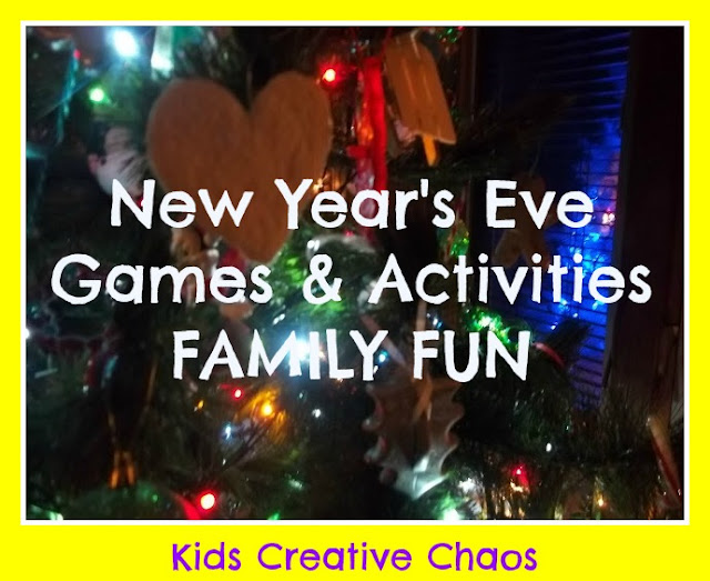 Try These 9 New Year Activities for Kids: Games for a Night of Family Fun.