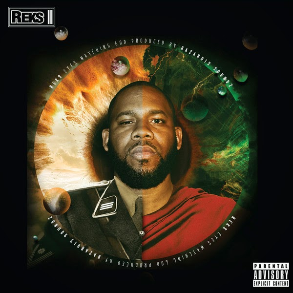 Reks - Eyes Watching God Cover