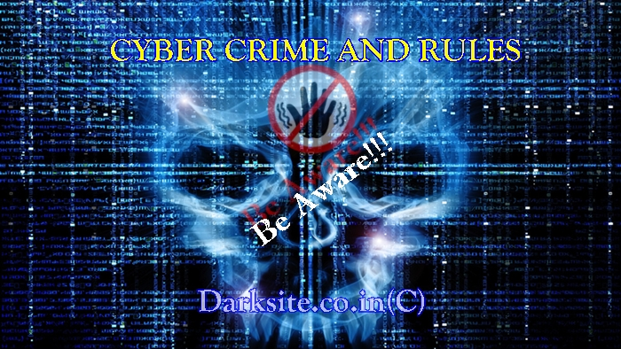 Cyber Crime And Rules