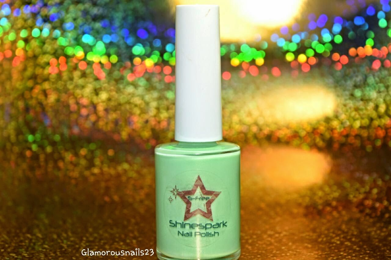 Shinespark Polish Green Apple