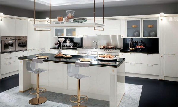 Modular Kitchen Designs - Island Kitchen Designs - V's Little World