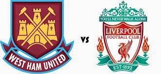 مشاهدة القنوات الناقلة لمباراة ليفربول و وست هام يونايتد اليوم 06-04-2014  West Ham vs Liverpool Premier League