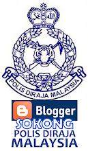 Blogger Sokong Polis DiRaja  Malaysia