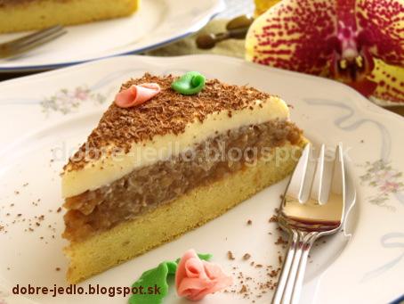Jablková torta - recepty