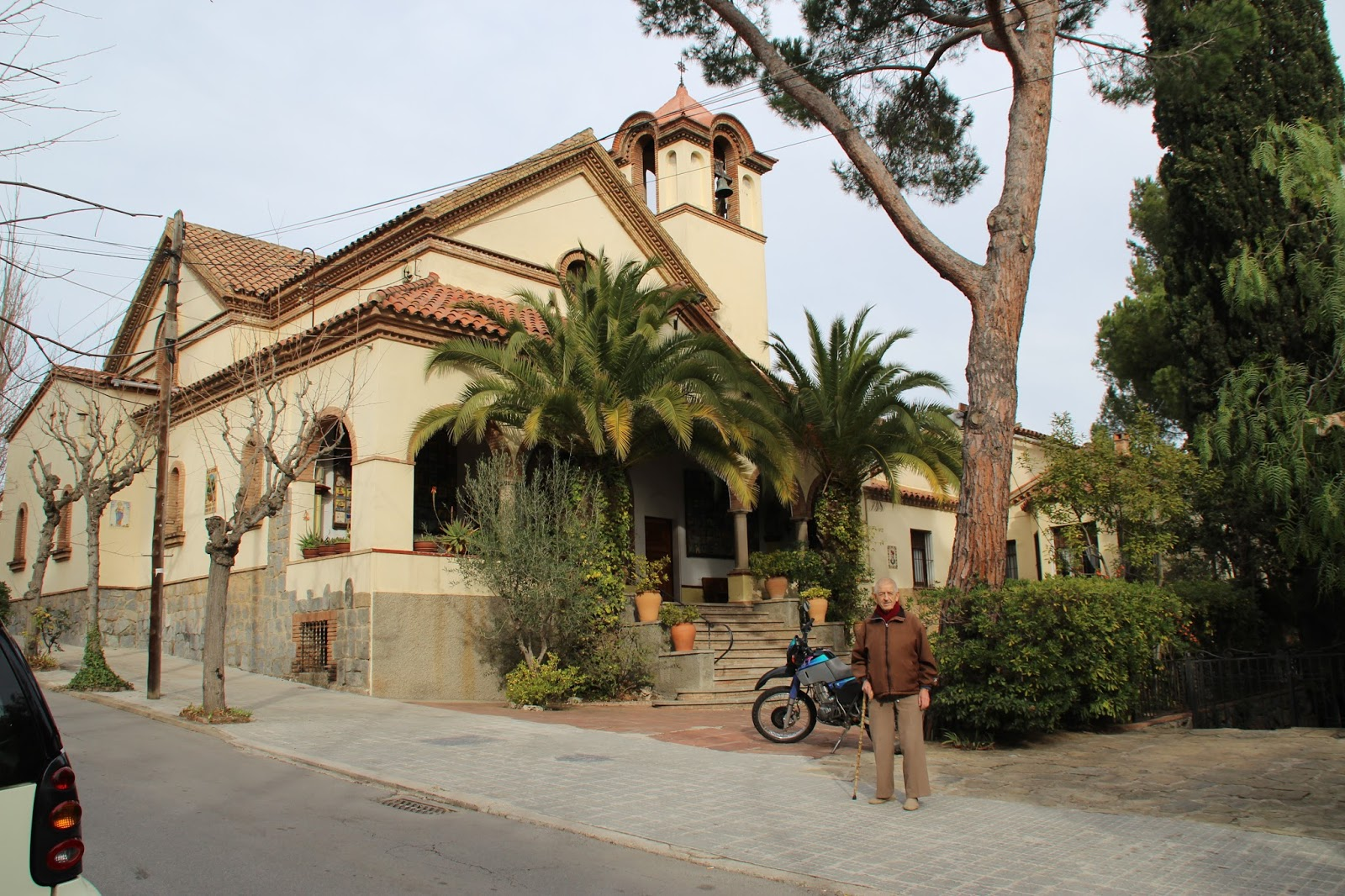 Con ixer catalunya esgl sia de la santa creu bellaterra - Casas en valles occidental ...