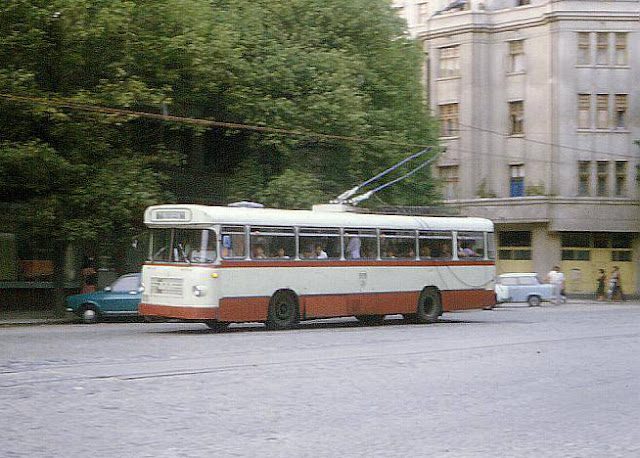 DAC 112 E trolleybus picture