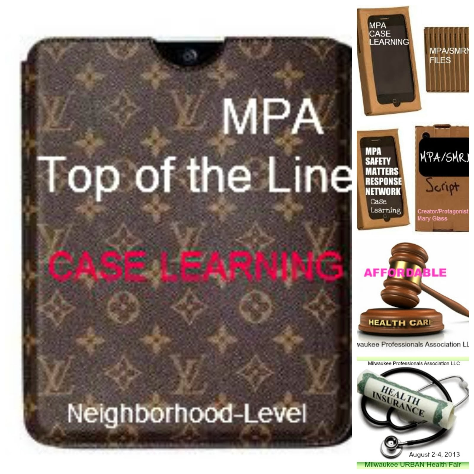 MPA LLC Case Learning