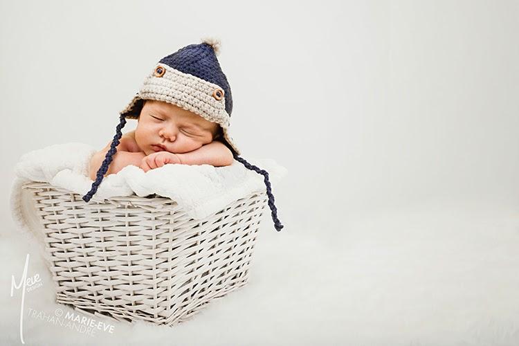 photographe bebe naissant Montreal