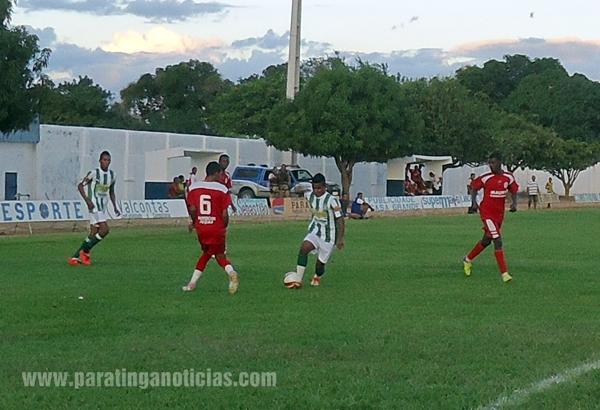 14ª rodada do Campeonato Paratinguense 2013
